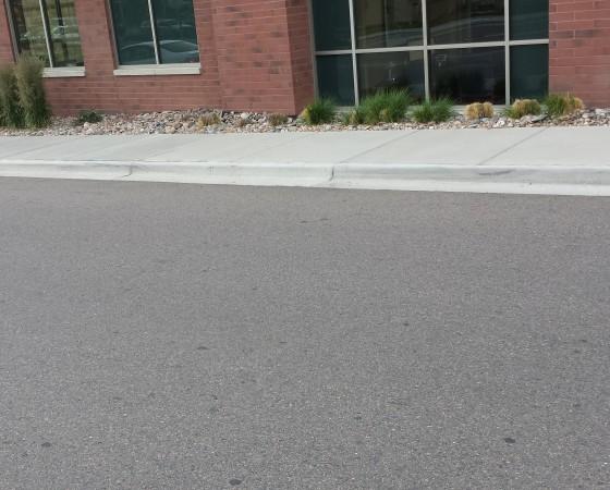 Commercial Sidewalk