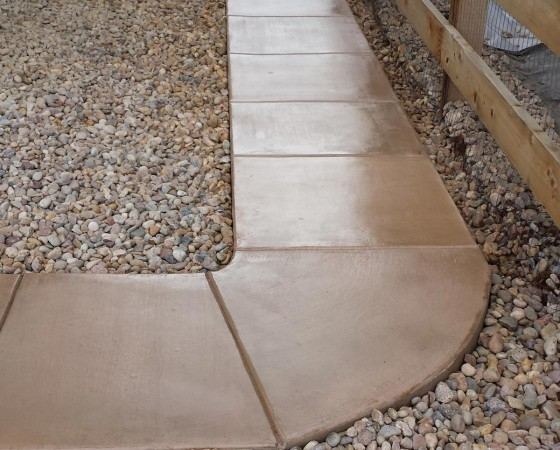 Concrete Sidewalks 2