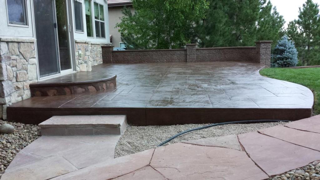 Concrete patio slab floors 2 gumer concrete