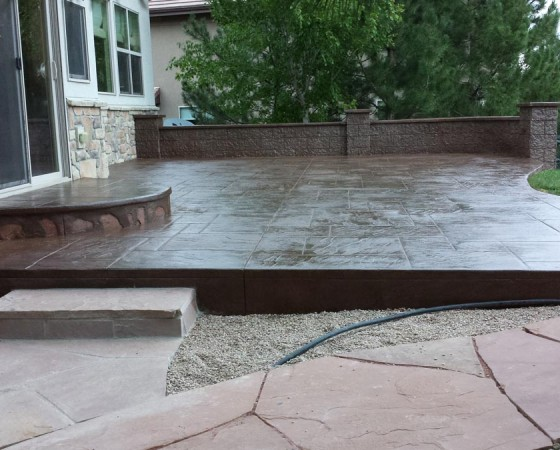 Concrete Patio Slab Floors 2