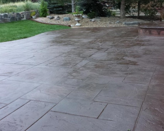 Concrete Patio Slab Floors 3