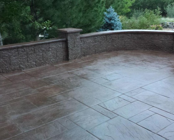 Concrete Patio Slab Floors 4