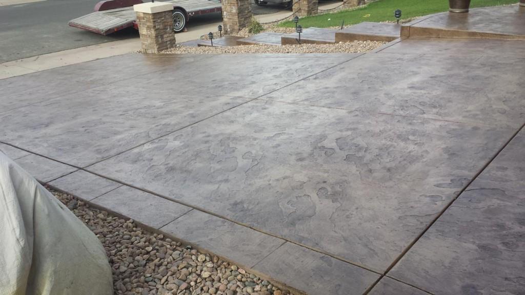 Concrete Driveway Image